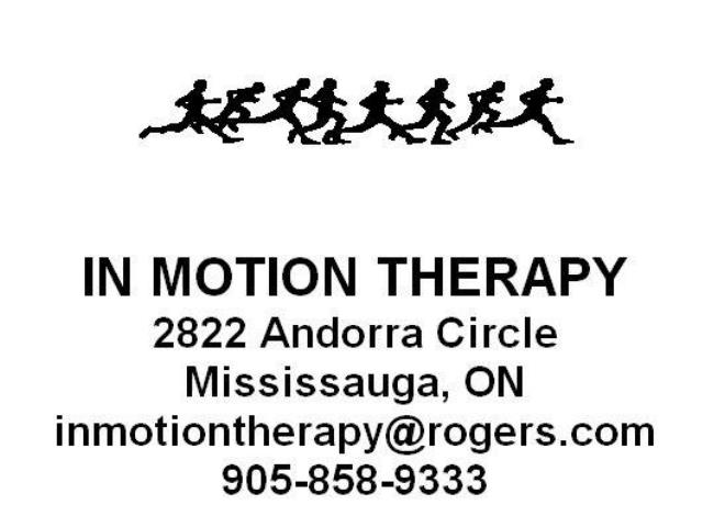 IN MOTION THERAPY