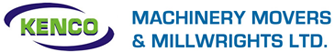 Kenco Machinery Movers and  Millwrights Ltd.